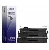 Epson Black Fabric Ribbon 3 Pack PLQ-20/20M