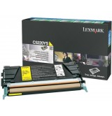 Lexmark C524, C532, C534 Yellow High Yield Return Programme Toner Cartridge (5K)