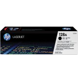 HP 128A Black LaserJet Toner Cartridge