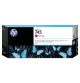 HP 745 300-ml Magenta Ink Cartridge