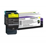 Lexmark C544, X544 Yellow Extra High Yield Return Programme Toner Cartridge (4K)