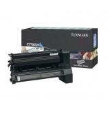 Lexmark C77X Cyan High Yield Return Programme Print Cartridge (10K)