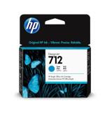 HP 712 29-ml Cyan Ink Cartridge