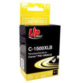 Мастилница UPRINT PGI1500 Canon, Черен
