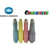 KONICA-MINOLTA - Съвместима касета за копирна машина  TN210Y