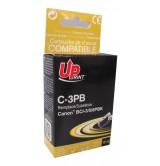 Мастилница UPRINT BCI3/BCI5/BCI6  CANON, Фото черeн