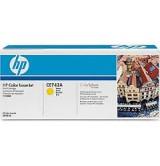 HP - Оригинална тонер касета CE742A