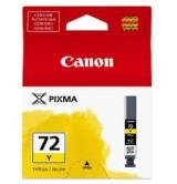 CANON Оригинална мастилница PGI-72 Y