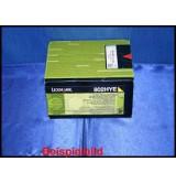 Lexmark оригинална  тонер касета   80C2HYE