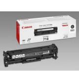 CANON - Тонер касета -Cartridge 718Bk