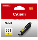 CANON - Oригинална мастилница CLI-551Y