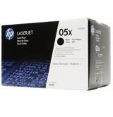 HP - Оригинална тонер касета CE505XD