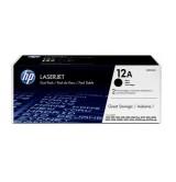 HP - Oригинална тонер касета  HP Q2612AD