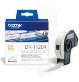 Brother Оригинална Касета за етикетни принтери DK11204