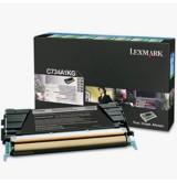 LEXMARK - Оригинална тонер касета C734A1KG