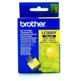 Brother Оригинална  Касета за мастилоструйни устройства  LC900YYJ1