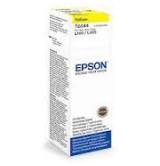EPSON - Бутилка с оригинално мастило T6644, Yellow