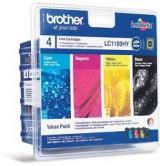 BROTHER - Оригинална факс касета  Brother LC1100HYVALBP