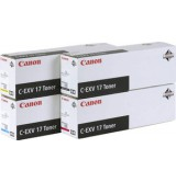 CANON - Oригинална касета за копирна машина Canon C-EXV17Y