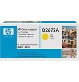 HP - Оригинална тонер касета Q2672A