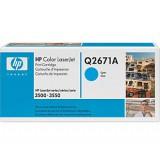 HP - Оригинална тонер касета Q2671A