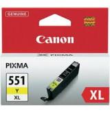 CANON - Оригинална мастилница CLI-551Y XL
