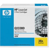 HP - Оригинална тонер касета Q1338D