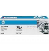 HP - Оригинална тонер касета HP CE278A