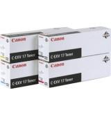 CANON - Oригинална касета за копирна машина Canon C-EXV17C