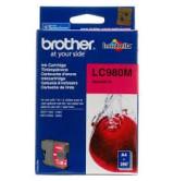 Brother Оригинална  Касета за мастилоструйни устройства  LC980M
