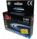 EPSON - Съвместима мастилница Yellow Epson T0484