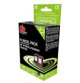 HP Съвместими мастилници (комплект) за струен принтер 302XL-PACK 2, F6U68AE, F6U67AE