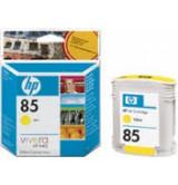 HP - Оригинална мастилница C9427A N85 Yellow