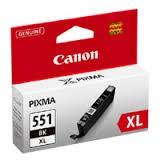 CANON - Оригинална мастилница CLI-551BK XL