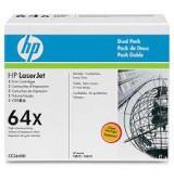HP - Оригинална тонер касета CC364XD