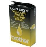 BROTHER - оригинална касета за мастилоструйни устройства LC700Y
