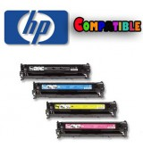 HP -Съвместима тонер касета / UH-CE505A