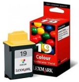 LEXMARK - Оригинална мастилница Lexmark 15M2619E №19