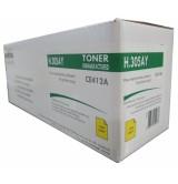 Тонер касета Generink CE412A, HP, Yellow