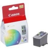 CANON - Оригинална  мастилница   Canon CL51