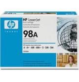 HP - Оригинална тонер касета 92298A