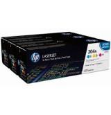 HP оригинална тонер касета CF372AM/304A