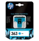 HP - Оригинална мастилница HP C8771EE(№363)