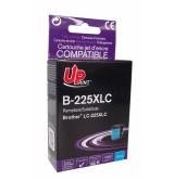 Brother Съвместима факс касета LC225XLC