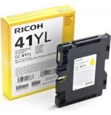 RICOH Оригинална касета с мастило-гел GC41YL