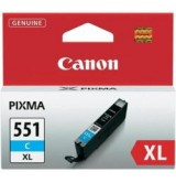 CANON - Оригинална мастилница CLI-551C XL