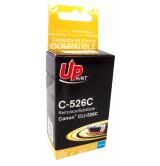 Съвместима мастилница CLI526C - с чип