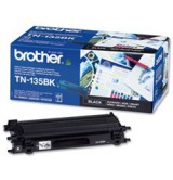 BROTHER - Оригинална тонер касета Brother TN 135BK