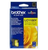 Brother Оригинална  Касета за мастилоструйни устройства  LC1100Y