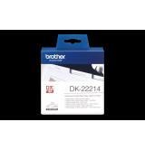 Brother Оригинална Касета за етикетни принтери - DK22214